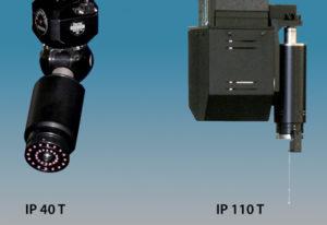 Mesure toutes positions Werth IP 40 T et IP 110 T