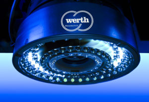 Système optique Werth Zoom brevet