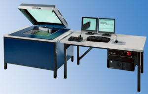 Mesure pièces plates – Scanner 2D - FlatScope