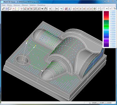 WinWerth 3D-Viewer