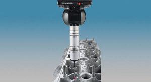 SP25 Système compact de palpage par scanning